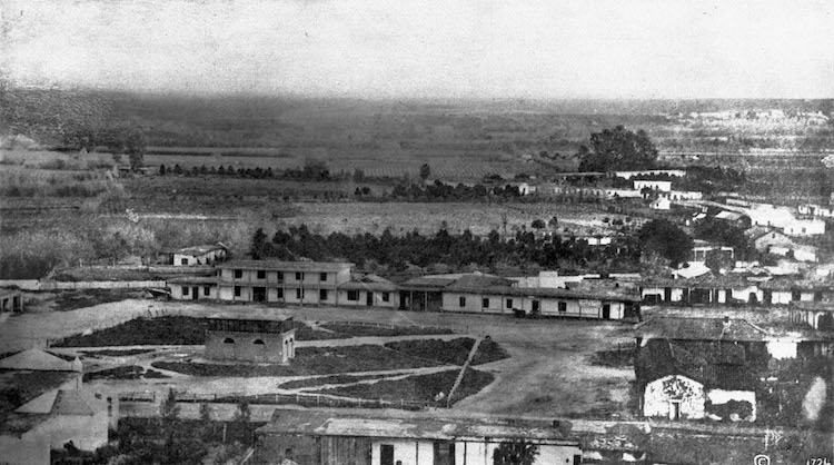 Oldest Photo of Los Angeles