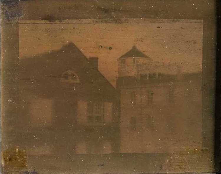 Oldest Photo of Philadelphia