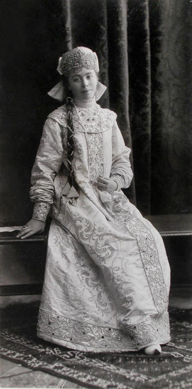 La Comtesse Elisabeth Cheremetew