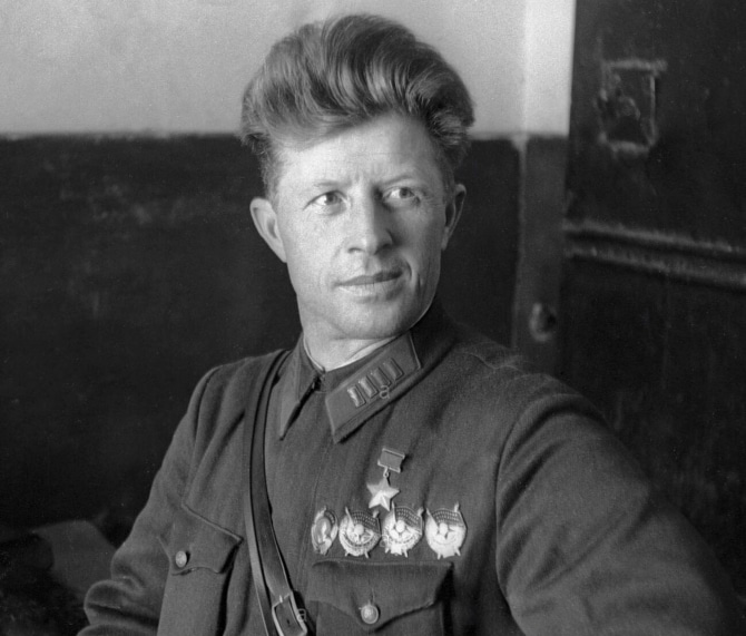 Alexander Ilich Rodimtsev | Александр Ильич Род