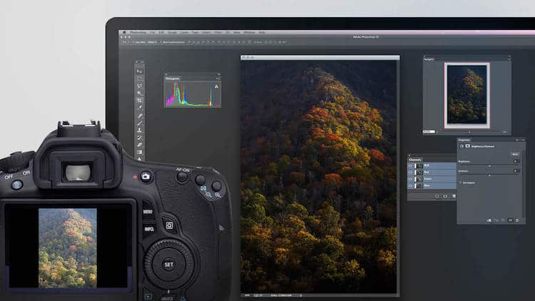 Online Photoshop Tutorials for Photographers