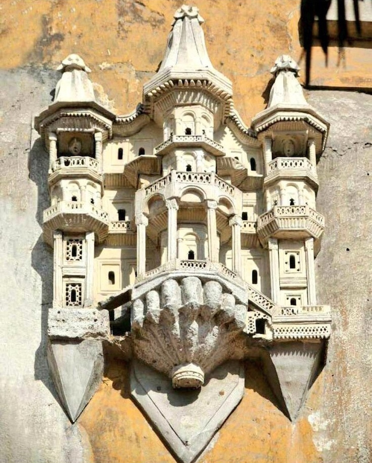 Ottoman Architecture Birdhouse Designs