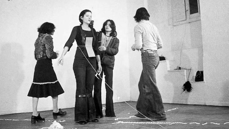 Performance Art History Performance Artists