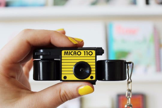 Best Photography Gifts Micro Camera Keychain