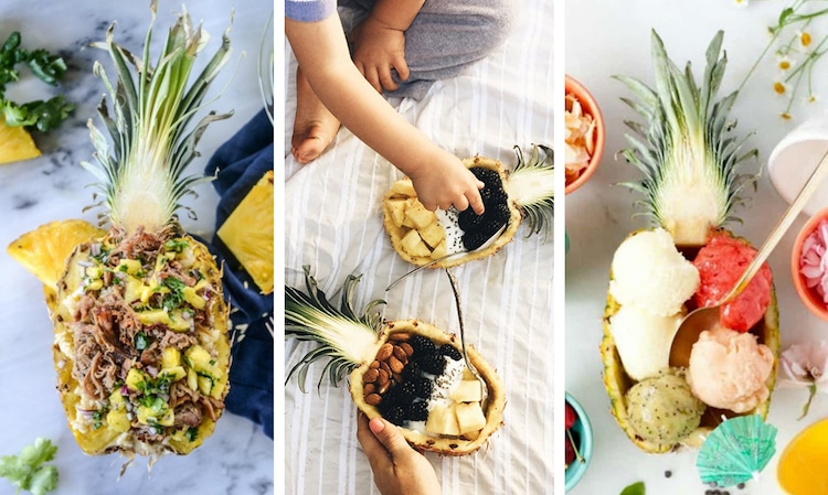 Pineapple Bowl Recipes