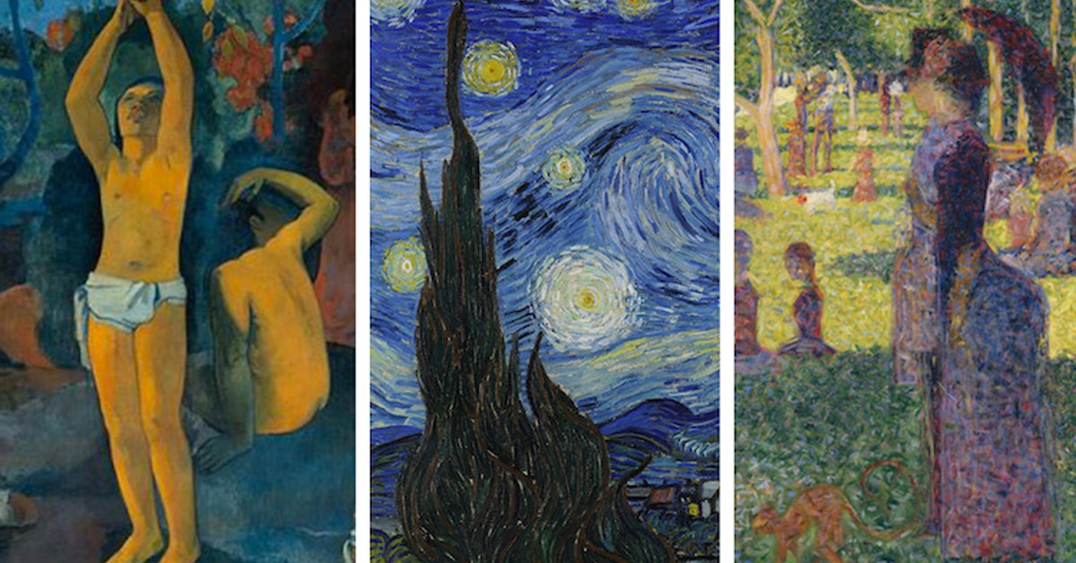Post Impressionism Definition and Post Impressionism ...