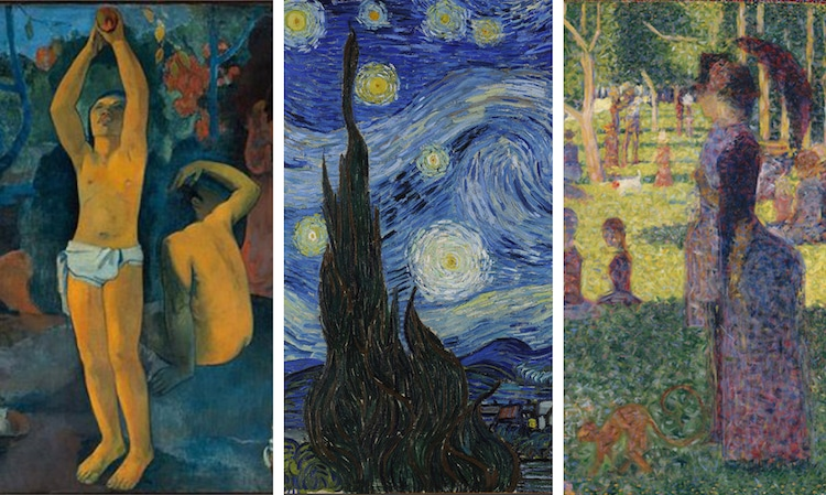 post impressionism and artists Includes post-impressionism intended as a resource rather than a lesson can be explored as a class in part or filed for students to access.