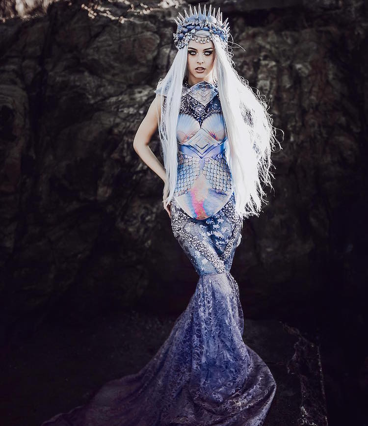 Wearable Art Fantasy Costumes Headdress