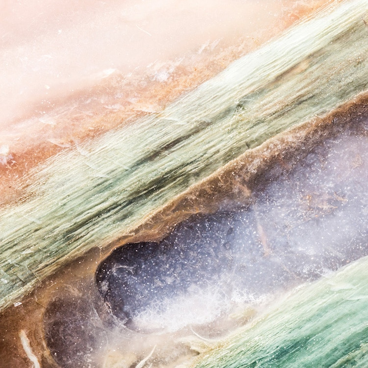 abstract pictures of minerals by fine art photographer saida valenzuela. Black Bedroom Furniture Sets. Home Design Ideas