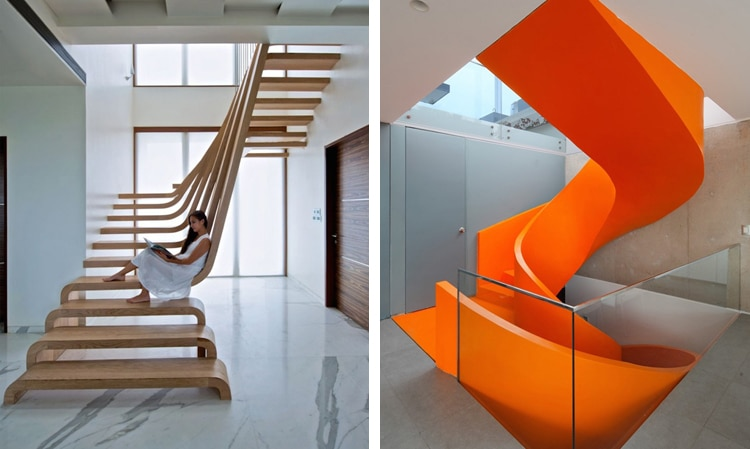Ordinaire Stairs Are So Commonplace In Architecture That You Might Not Give Them A  Second Thought. But As Evidenced By Modern Stair Design, Itu0027s Something  That We ...