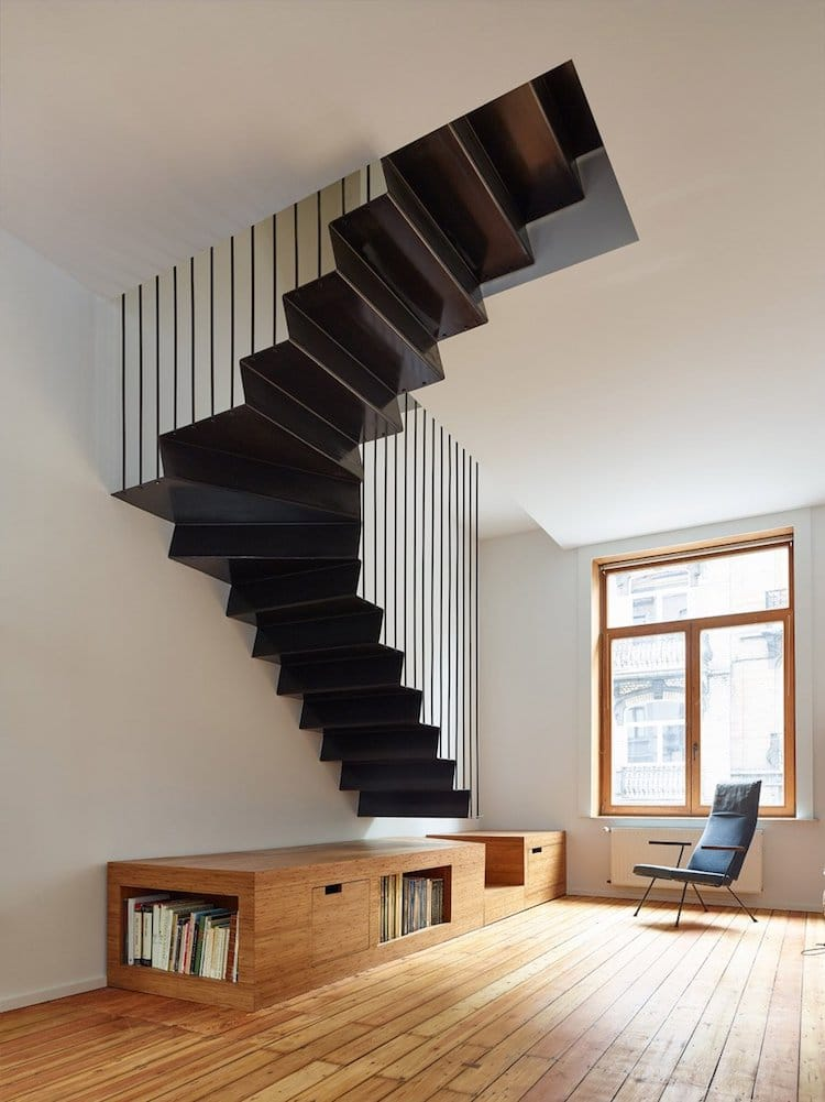 25 Best Ideas About Modern Staircase On Pinterest: 25+ Examples Of Modern Stair Design That Are A Step Above