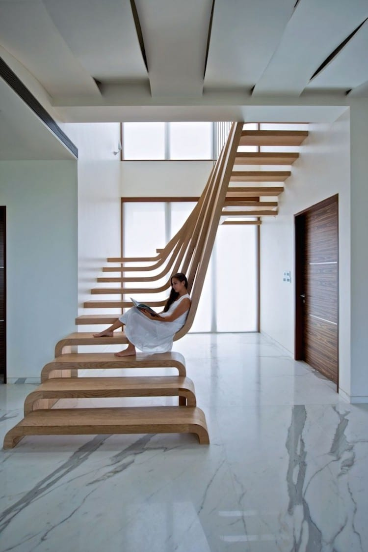 Superb Best Modern Staircase