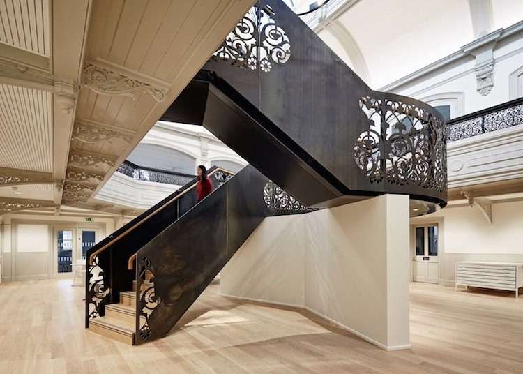 25 examples of modern stair design that are a step above the rest modern staircase design ppazfo