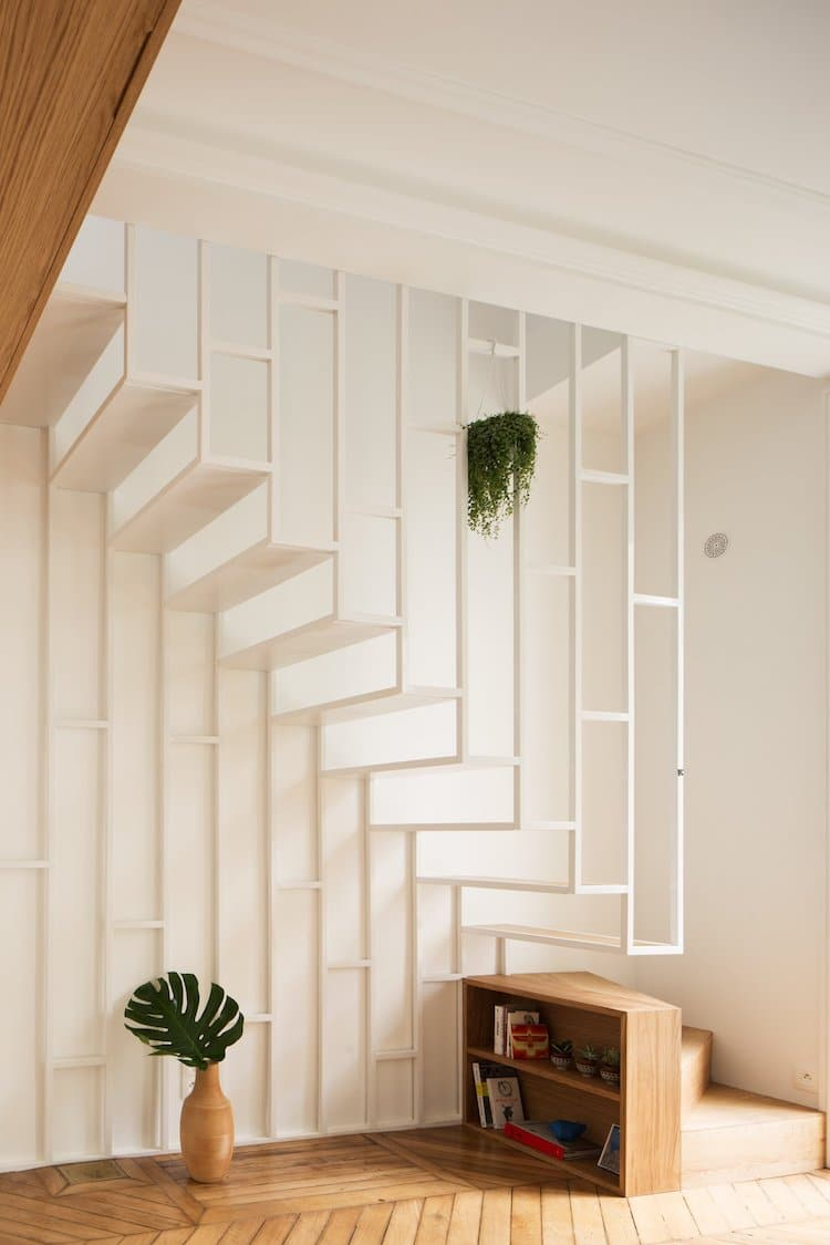 25+ Examples of Modern Stair Design That are a Step Above the Rest