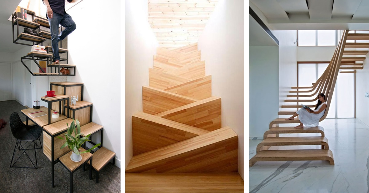30+ Examples Of Modern Stair Design That Are A Step Above