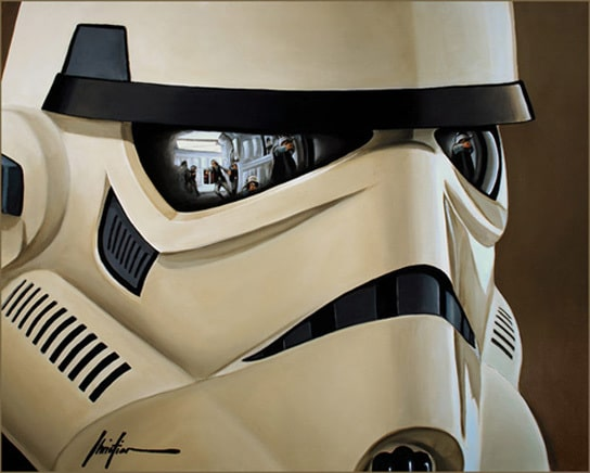 Star Wars Art - Christian Waggoner