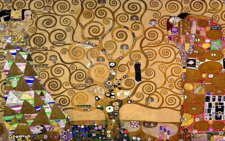 Gustav Klimt cuadros