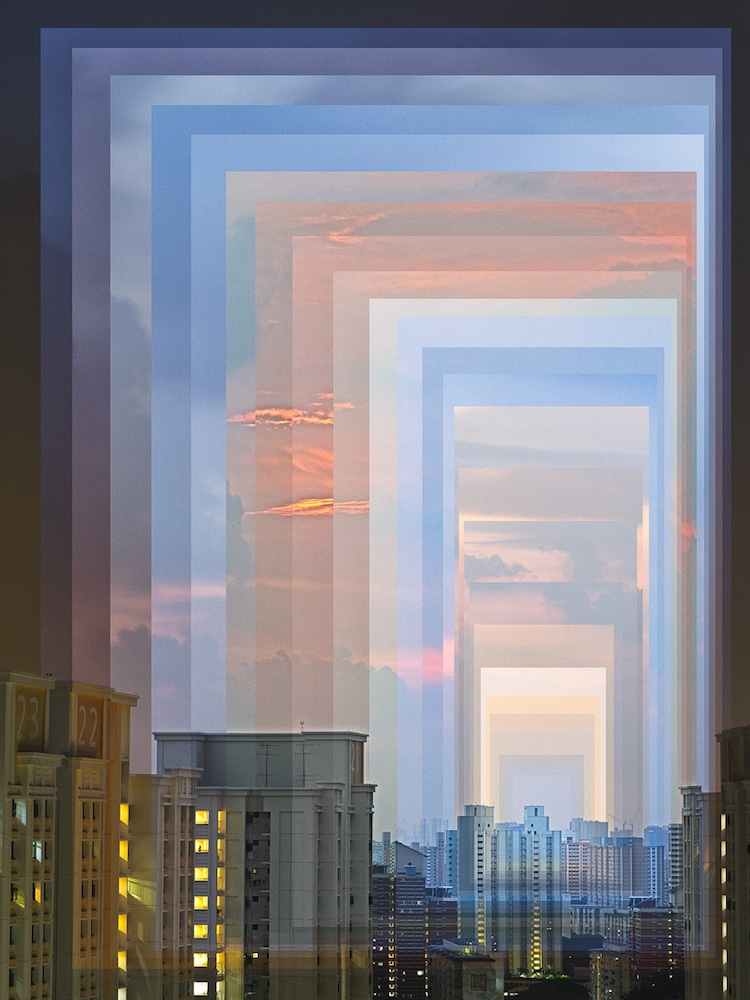 Time Slice Landscape Photography Fong Qi Wei