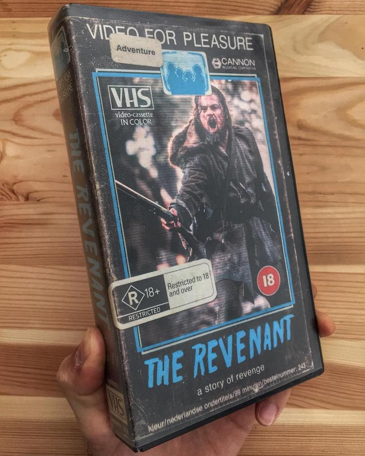 Downcycling VCR Tapes
