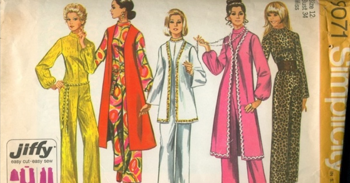More than 80,000 Vintage Sewing Patterns on Vintage Patterns Wiki
