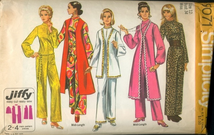 More Than 80 000 Vintage Sewing Patterns On Vintage Patterns Wiki