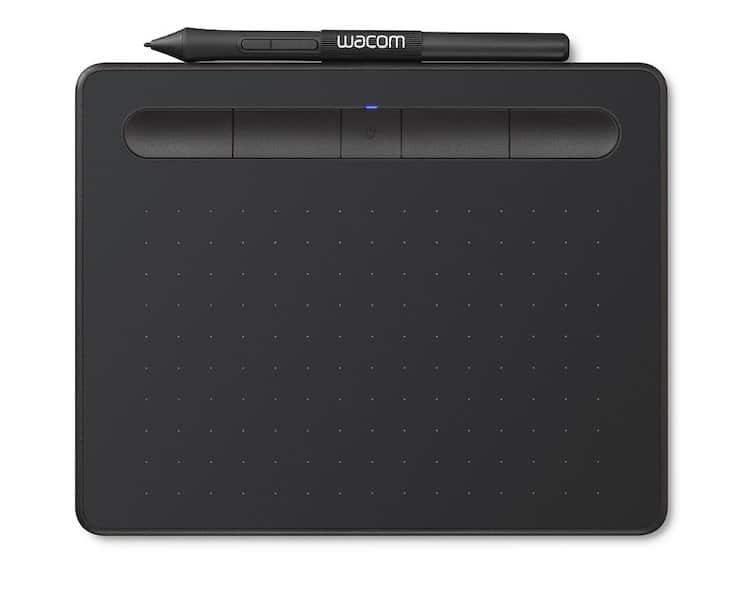 Wacom Intuos Wireless Drawing Tablet