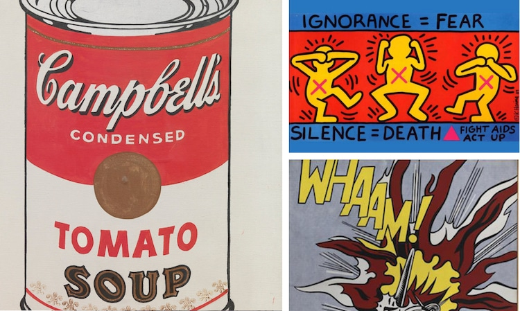 What is Pop Art Movement