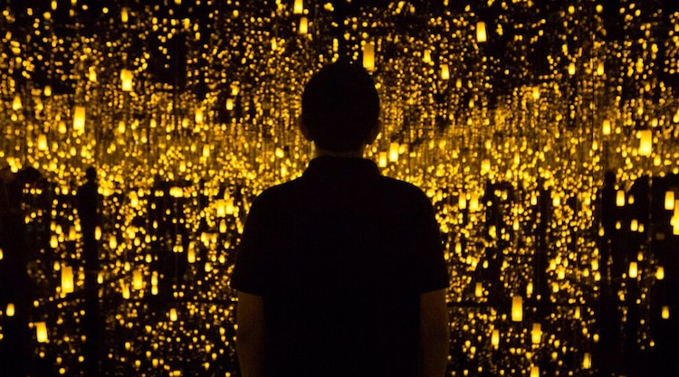 Mirror Room Interactive Art Installations by Yayoi Kusama