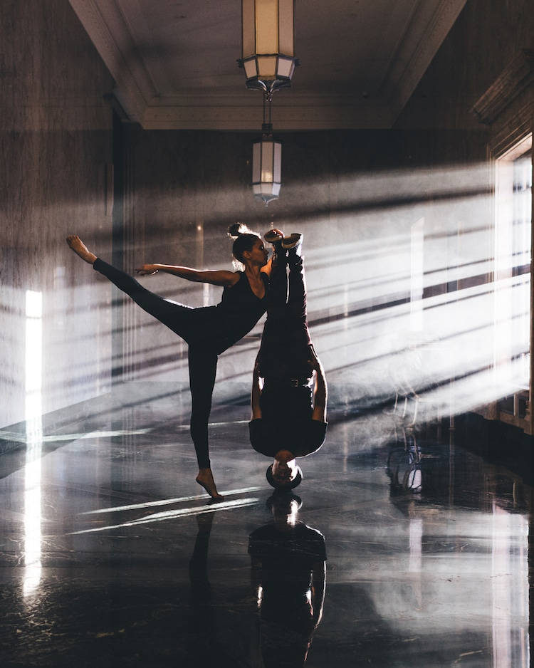 #Camerasanddancers Dance Instameet