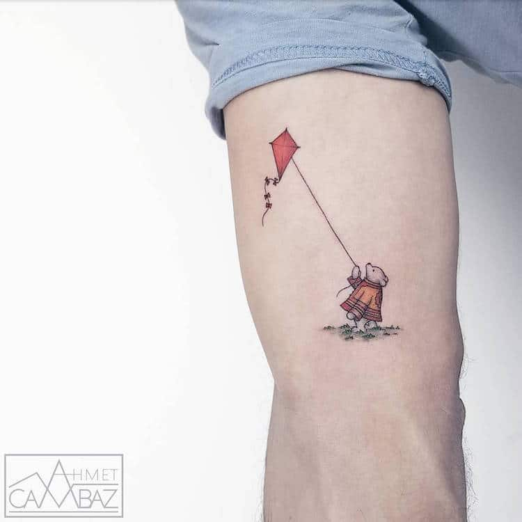 Cute Small Tattoos Simple Tattoos Illustration Ahmet Cambaz