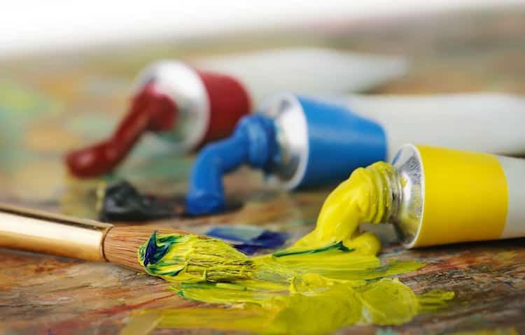 Mejores pinturas acrílicas para principiantes