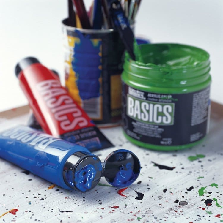 Best Acrylic Paint