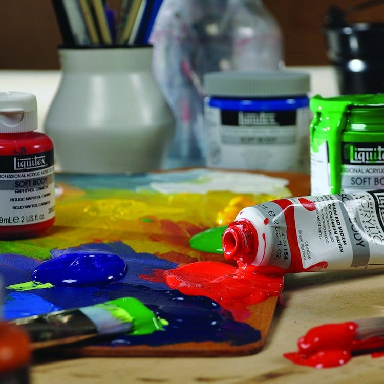 Best Acrylic Paint Brand