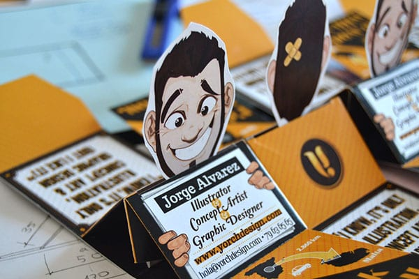 cool business cards