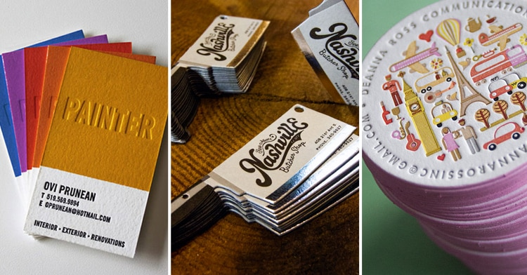 30 cool business card ideas that will get you noticed one of the quickest and most effective ways to get your name out there when promoting your career is the business card and while they may seem obsolete in reheart Gallery