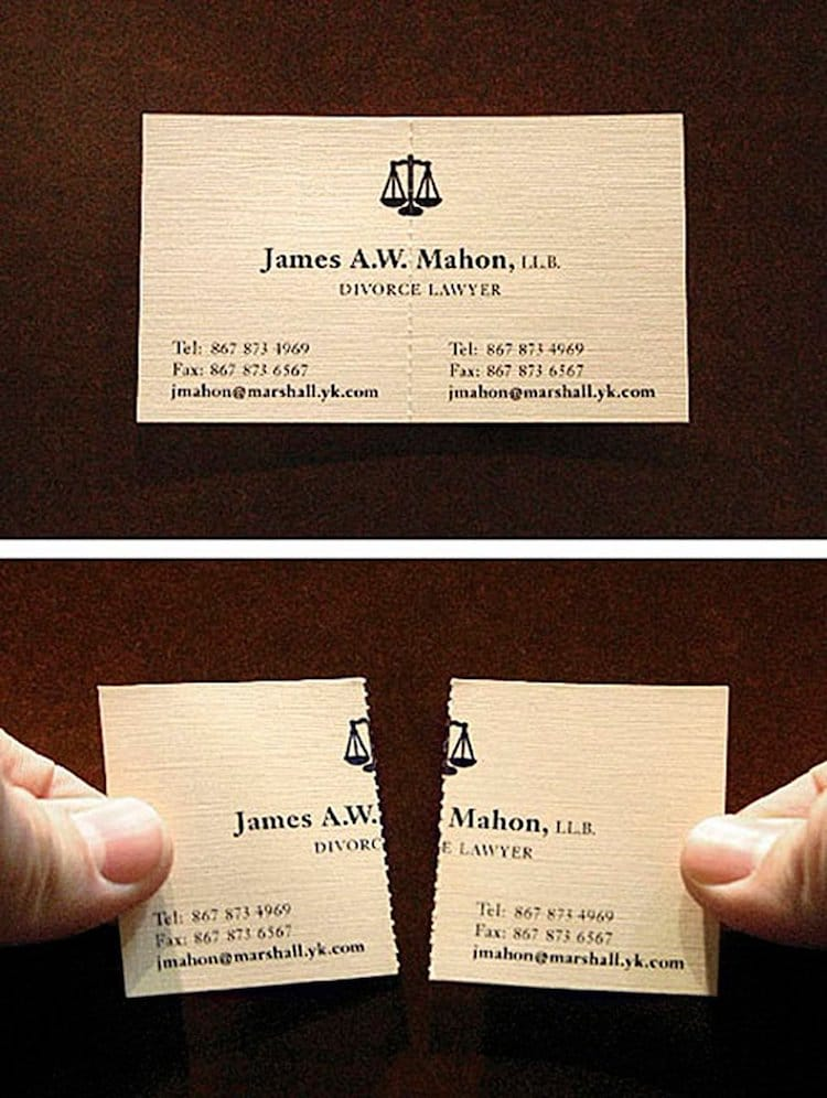 Cool Business Card Ideas That Will Get You Noticed
