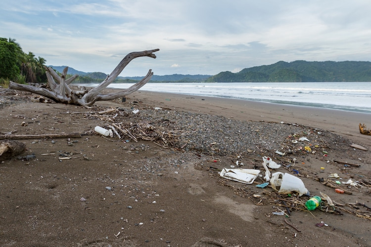 costa rica plastic pollution single use plastic ban