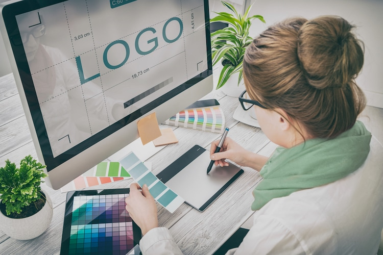 Creative Side Hustle Creating Logos Graphic Design