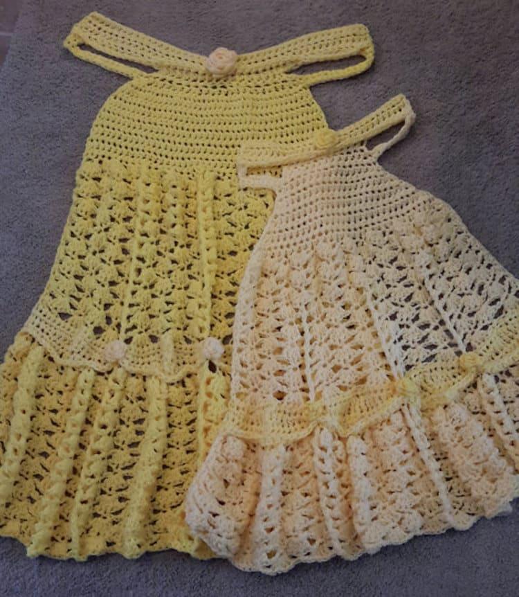 Princess Dress Crochet Blanket Patterns Transform Anyone Into Royalty