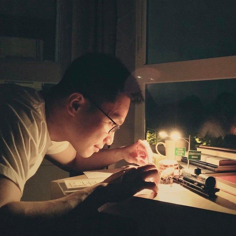 Derrick Lin Miniatures
