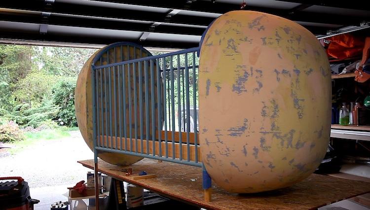 DIY Baby Crib