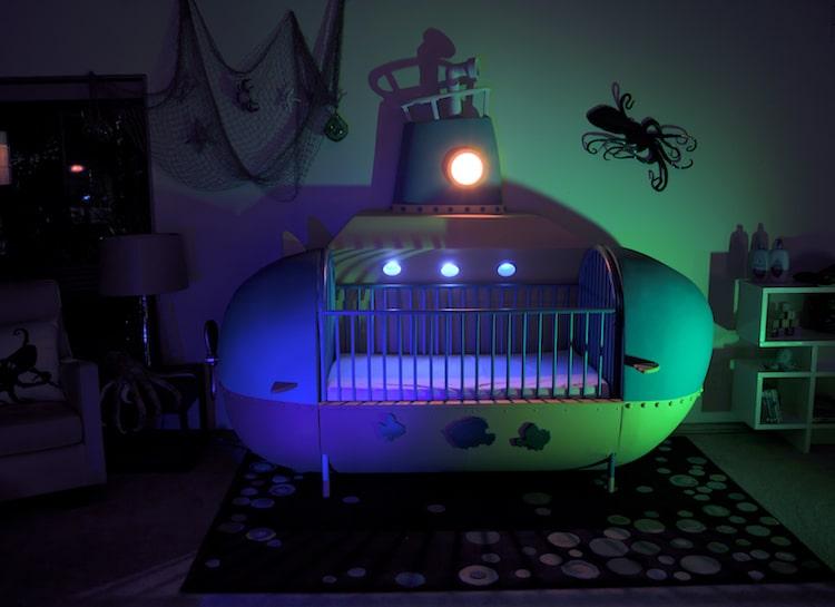 Building a Baby Crib