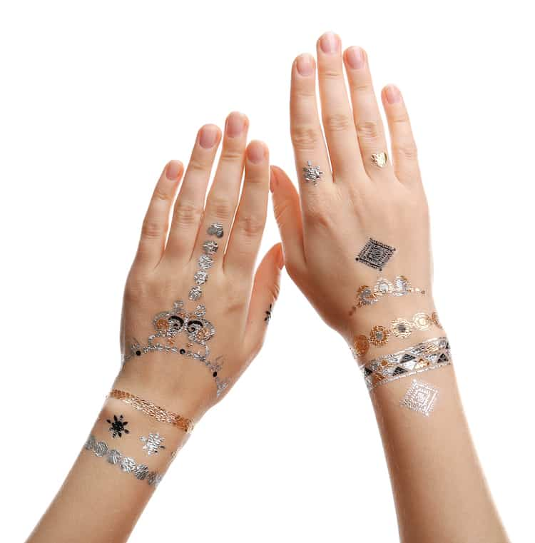 Make Your Own Temporary Tattoo Designs and Print Temporary Tattoos