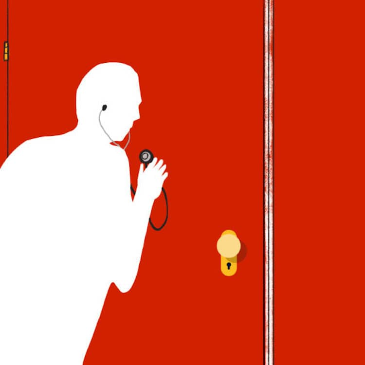 Editorial Illustration by Maria Fabrizio