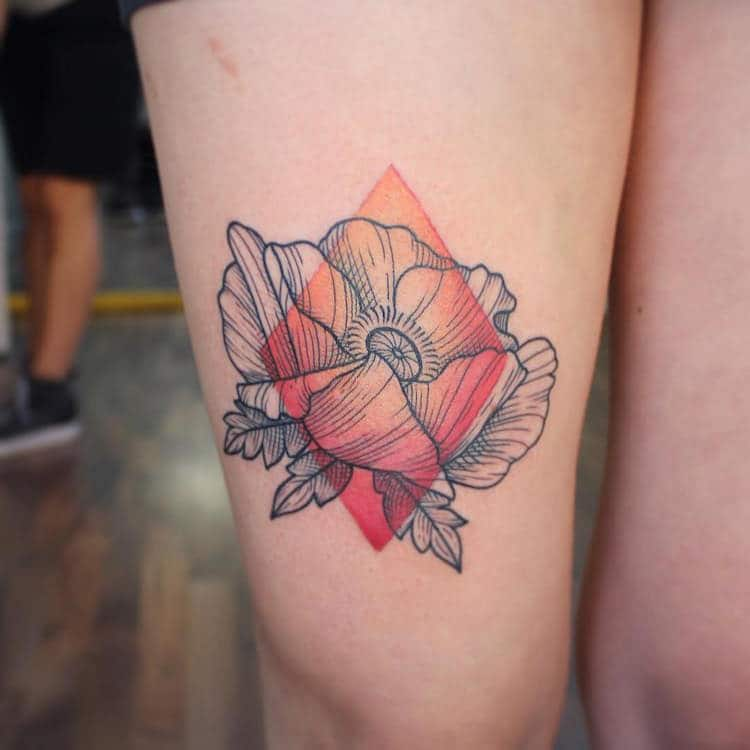 Empowering Tattoos Nature Tattoos Emily Kaul