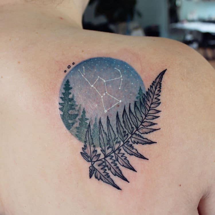 Empowering Tattoos Nature Tattoos Emily Kaul