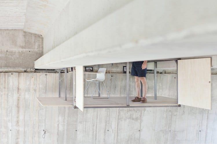 Fernando Abellanas micro dwelling