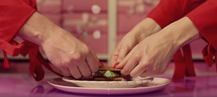 If Wes Anderson Created S'Mores Food Film
