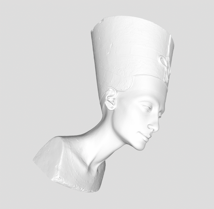 Free 3D Models 3D Printed Art Scan the World