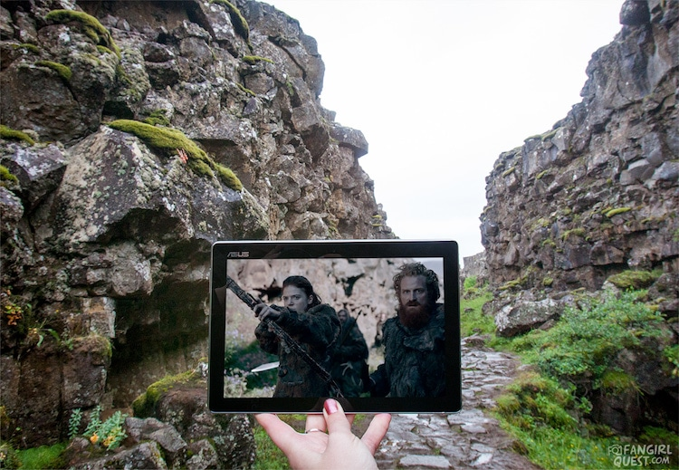 Fangirl Quest Game of Thrones Filming Locations